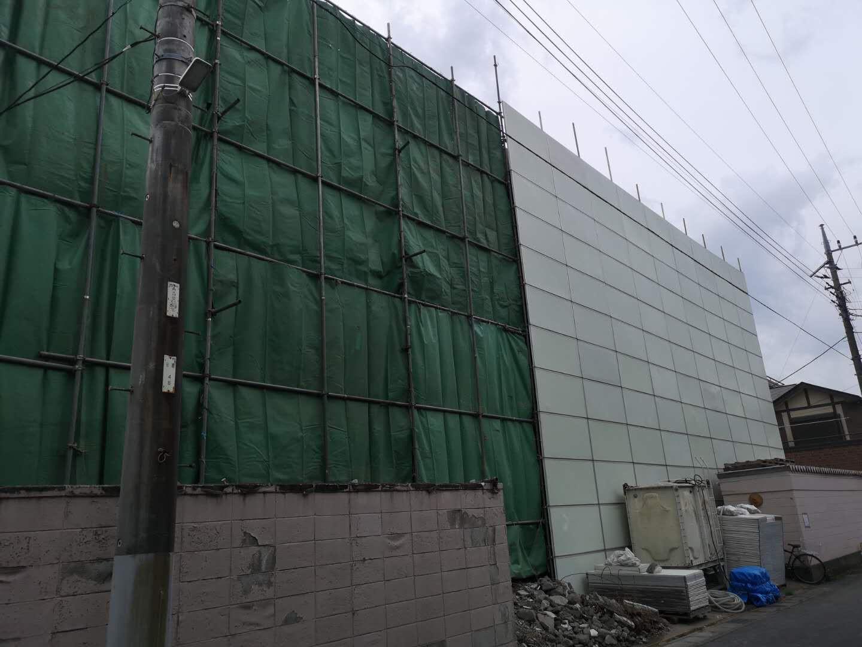 千葉県松戸市 | RC造解体工事・杭引き抜き工事